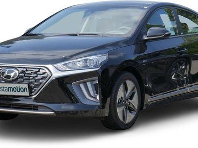 gebraucht Hyundai Ioniq IONIQHybrid 1.6 GDI Trend SHZ KAMERA NAVI ACC