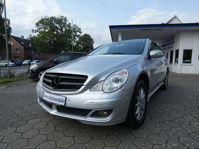 gebraucht Mercedes R500 4 M Navi Xenon Panoramadach 6 Sitzer Rückf.