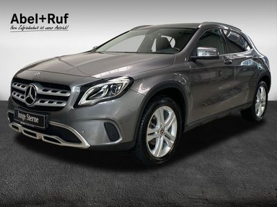gebraucht Mercedes GLA220 d 4MATIC NAVI+Sitzh.+LED+Kamera+KeylessG