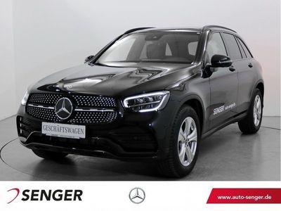 gebraucht Mercedes 200 GLC4M AMG Line Panorama AHK Burmester LED Fahrzeuge kaufen und verkaufen