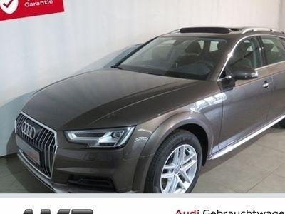 gebraucht Audi A4 Allroad 3.0 TDI AHK/LED/virtC/Navi+/Volllack/Panod/5J.Gar