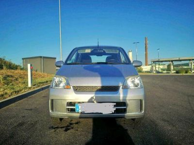 gebraucht Daihatsu Cuore 1,0 mit neuen TÜV und Klima...