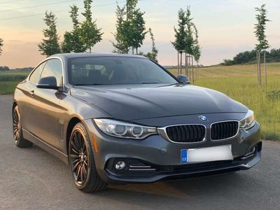 gebraucht BMW 428 4er Coupe xDrive Aut. Luxury Line
