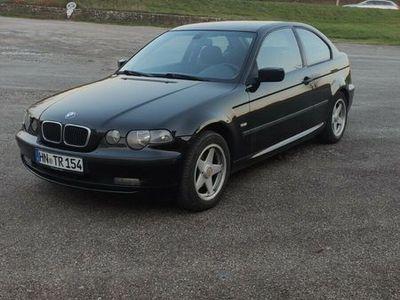 gebraucht BMW 318 Compact td Edition Lifestyle