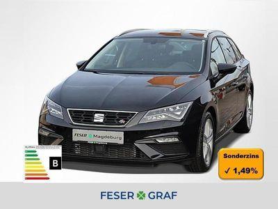 gebraucht Seat Leon ST 1.5 TSI FR (LED/Navi/Sitzh./2xPDC/DAB)