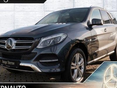 gebraucht Mercedes GLE250 d 4M StHz Distro AHK RÃCam LED iLS Navi