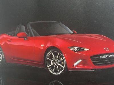 gebraucht Mazda MX5 SKYACTIV-G 160 i-ELOOP Sports-Line