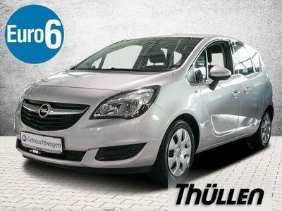 gebraucht Opel Meriva Edition 1.4