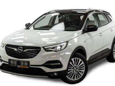 gebraucht Opel Grandland X 1.6 Benzin