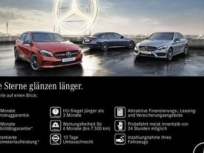 gebraucht Mercedes C220 d T Avantgarde*Night*LED*Kamera*Navi*PDC