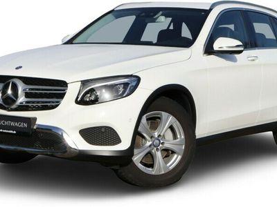 gebraucht Mercedes GLC250 GLC 250 4Matic AMG-Line NAVI PDC KLIMA LM ZV