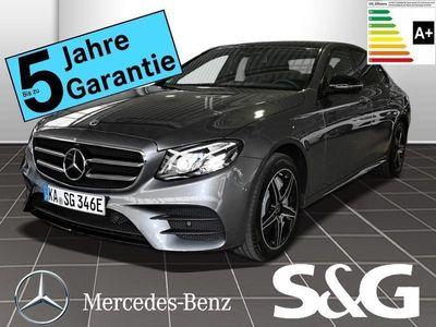 gebraucht Mercedes E300 AMG-Line NIGHT/Pano/360°/Multibeam/ILS/.
