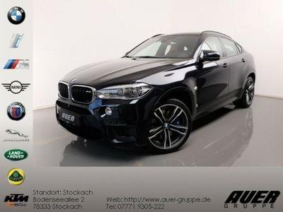 gebraucht BMW X6 M SUV (Navi Leder HUD Kurvenl. Automatik LED)