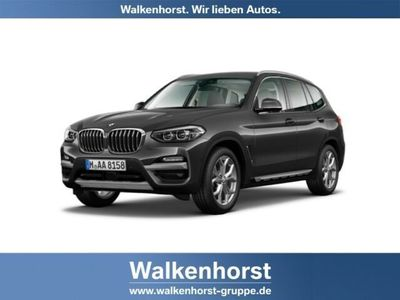 gebraucht BMW X3 xDrive20i X-Line Business Paket LED RFK Head Up Display