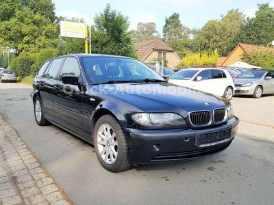gebraucht BMW 316 Baureihe 3 touring i Edition Lifestyle
