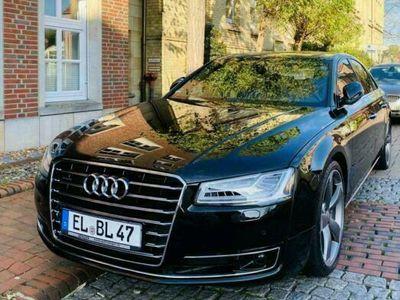 gebraucht Audi A8 4,2 Matiex LED Head-Up Display, ...