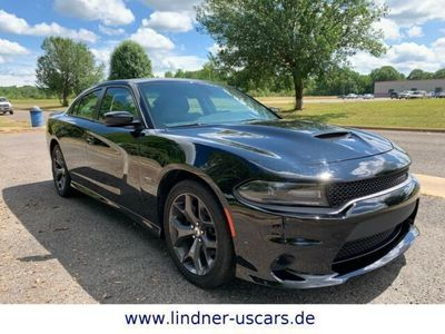 gebraucht Dodge Charger R/T Automatik schwarz 2019 im Vorlauf