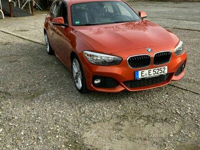 gebraucht BMW 125 d Sport-Aut. M Sport