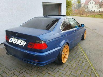 gebraucht BMW 328 Ci als Sportwagen/Coupé in Schmalkalden