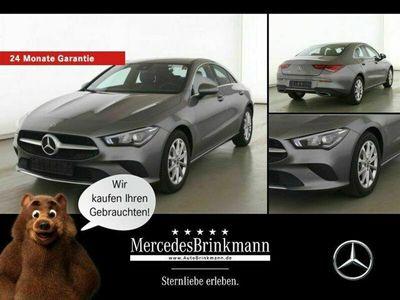 gebraucht Mercedes CLA200 PROGRESSIVE/NAVI/LED/MBUX/PARKTRONIC SHZ