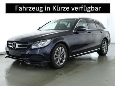 gebraucht Mercedes C200 d T-Modell AVANTGARDE/PTS/SHZ/EASYPACK