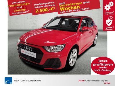 gebraucht Audi A1 Sportback 30 TFSI S tronic S line Klima DAB VC Leder PDC B+O