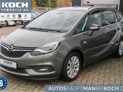 gebraucht Opel Zafira Innovation 2.0 CDTI LED NAVI SHZ 7SITZE