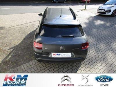 gebraucht Citroën C4 Cactus Blue HDi 100 Stop&Start Shine Navi