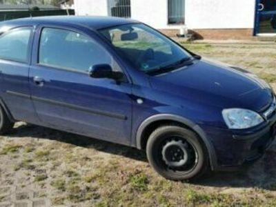 gebraucht Opel Corsa 1.0 Twinport/Klima/HU 8-19/Voll Fahrbereit
