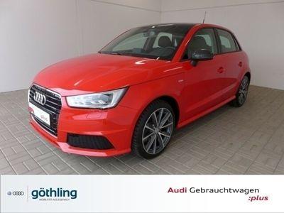 gebraucht Audi A1 Sportback sport 1.8 TFSI S-tronic/Panorama/Na
