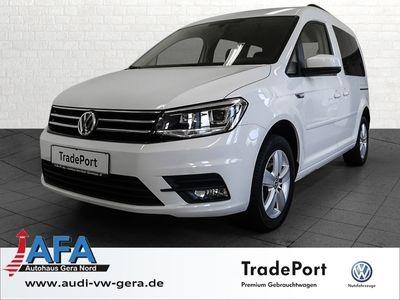 gebraucht VW Caddy Comfortline Standhzg,Xenon,RFK,Navi