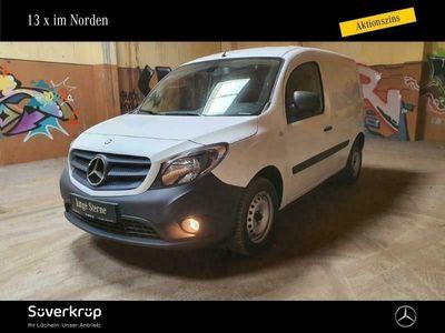 gebraucht Mercedes Citan 111 CDI Kasten/lang/Klima/Kamera als Van/Kleinbus in Neumünster