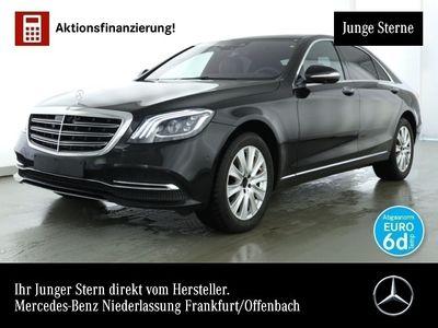 gebraucht Mercedes S350 d Nachtsicht Fondent 360° Airmat Stdhzg HUD