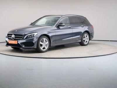 gebraucht Mercedes C250 (BlueTE) d T 7G-TRONI AMG Line