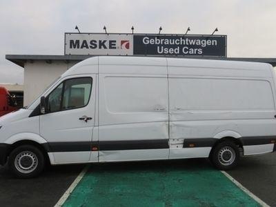 gebraucht Mercedes Sprinter 316 CDI Kasten Maxi 3 Sitzer Klima ZVFB