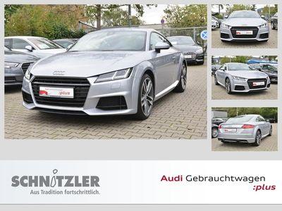 gebraucht Audi TT Coupé 1.8 TFSI S tronic S line LED/Alcantara/