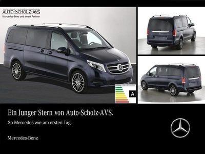 gebraucht Mercedes V250 BT L Fahrassist.