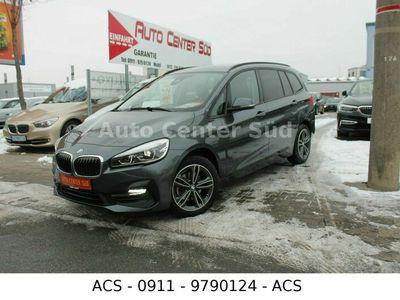 gebraucht BMW 216 i*SPORT LINE**KLIMAAUTO**SH**BI-XENON**NAVI* als SUV/Geländewagen/Pickup in Fürth