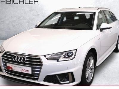 gebraucht Audi A4 Avant 35 TDI S line S tronic MMIPlus Navi Autom
