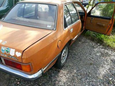 gebraucht Opel Rekord B