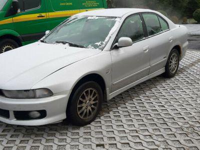 gebraucht Mitsubishi Galant 2,5 V6-24 Elegance*Automatik*KLIMA*TEMPOM