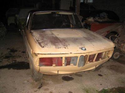 gebraucht BMW 2000 TILUX bj. 68 Neue Klasse Scheunenfund