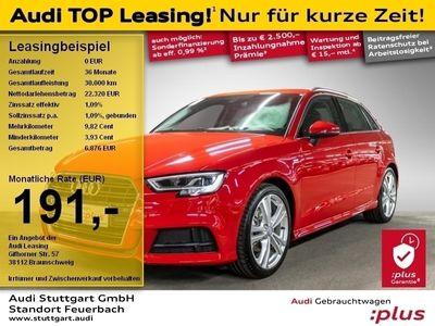 gebraucht Audi A3 Sportback Sport 30 TFSI s line 6-Gang