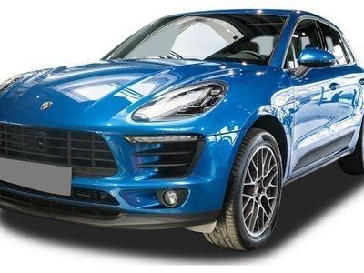 gebraucht Porsche Macan 2.0 Benzin