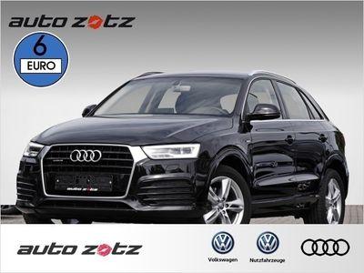 gebraucht Audi Q3 sport 2.0TDI quattro 2X S Line, Navi, LED, Kame