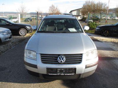 gebraucht VW Passat Variant 2-Hand/Klimaauto./Stanndheizung