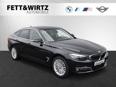gebraucht BMW 320 Gran Turismo GT xDrive Luxury LED DA Kamera