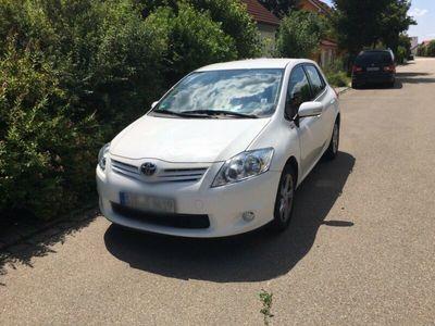 used Toyota Auris 1.6