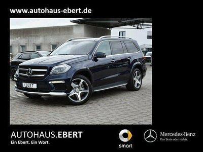 gebraucht Mercedes GL63 AMG AMG 4M DRIVER`S PACK+AIRMATIC+COMAND+AHK