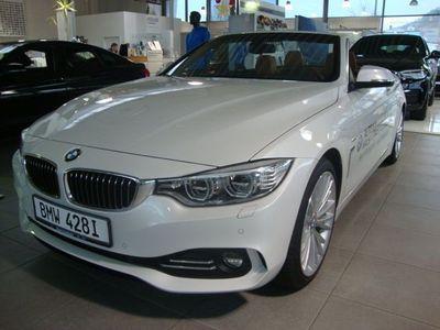 gebraucht BMW 428 i Luxury Line, Navi Prof.,Harman Kardon,